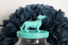 Dachshund gift by ElleFurchDecor on Etsy