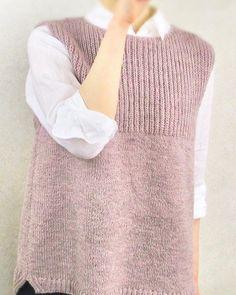 knit vest Best knitting ideas April 11 2019 at - Knitting Patterns Free, Free Knitting, Knitting Ideas, Shawl Patterns, Ärmelloser Pullover, Diy Crafts Knitting, Knit Vest Pattern, Diy Mode, Pulls