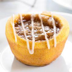 Super Quick Gluten Free Pumpkin Cinnamon Rolls—Yeast Free, Too! | Gluten Free on a Shoestring
