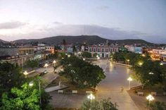 Holguin by night