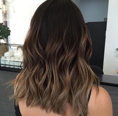 Hair and Harlow balayage – Hair – Hair is craft Brown Hair Balayage, Brown Blonde Hair, Hair Color Balayage, Brunette Hair, Hair Highlights, Ombre Hair, Haircolor, Bayalage, Color Highlights
