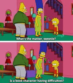 Lisa gets me.