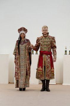 2012 fashion show- Valentina Averyanova