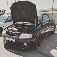 Peugeot, Cars And Motorcycles, Pugs, Mini, Vehicles, Rally, Pug, Car