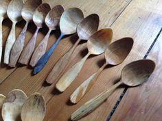 Maximilian Neukäufler - Great hand carved wooden spoons