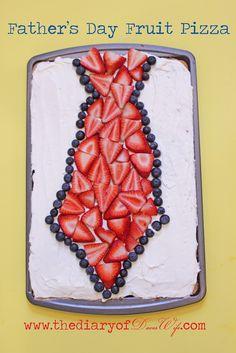 Father's Day Fruit | http://fresh-fruit-recipe-tips.blogspot.com