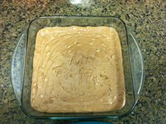 Cooking In The Kitchen With Rebecca: Fudge