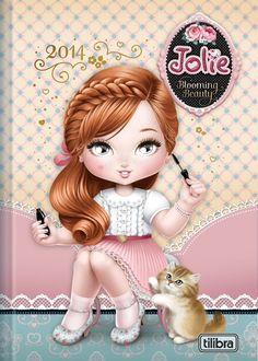 Jolie (cabelos ruivos)