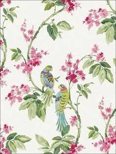 wallpaperstogo.com WTG-106204 Seabrook Designs Traditional Wallpaper.  Book Chelsea.