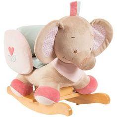 Buy Nattou Rocker - Rose the Elephant from our Rocking Horses, Animals & Hobby Horses range - Tesco