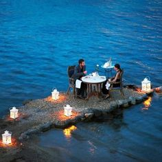 Romantic date... #HelzbergDiamonds #crazypinlove