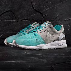 promo code 11935 e2ed6 Titolo x Le Coq Sportif R1000  Glacial Melts  Sportswear Brand, Sneaker  Magazine,