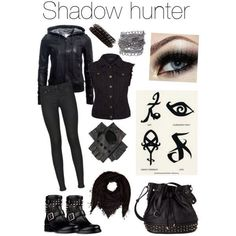 clothes worn in mortal instruments - Bing Images