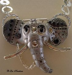 "steam punk elephant ... ** The PopDot Artist ** Please Join me on the Twitter @AlabamaBYRD & Be my Friend on the FaceBook --> http://www.facebook.com/AlabamaBYRD ** BIG BYRD HUGS & SMILES & PRAYERS TO EVERYONE IN NEED EVERYWHERE ** ("")< Chirp Chirp said THE BYRD http://www.facebook.com/AlabamaBYRD"