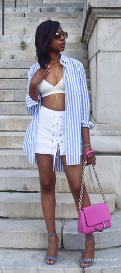 ootd| Outfit inspiration| Stripes | Summer Outfits | Lay Summers | Personal Style | Style