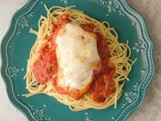 Get Pepperoni Chicken Recipe from Food Network