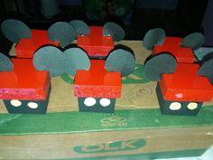 Caixinhas de MDF Mickey