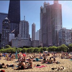 Tan lines and sun burns #Chicago, IL ~ http://VIPsAccess.com/luxury-hotels-chicago.html