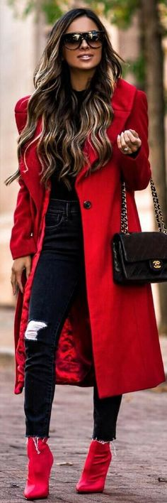 This Is The It Color For Fall – How To Style By Maria Vizuete https://ecstasymodels.blog/2017/10/05/color-fall-style-maria-vizuete/