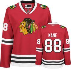 Chicago Blackhawks Women's Patrick Kane Jersey....he's the best!