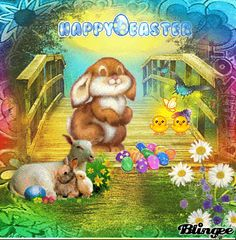 Happy Easter Gif, Happy Easter Greetings, Best Food Ever, He Is Risen, Vintage Easter, Animated Gif, I Am Awesome, Projects To Try, Cute Animals