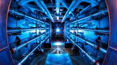 A major breakthrough for Nuclear Fusion - The National Ignition Facility just made a major breakthrough toward achieving self-sustaining nuclear fusion. The California lab got more energy out of its fuel than went into the fuel.