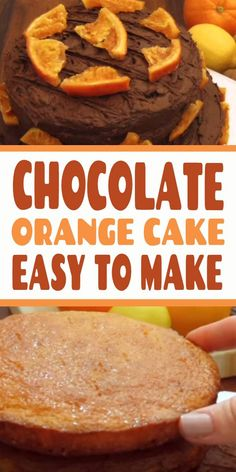 We've got a magic combination! My Recipes, Low Carb Recipes, Holiday Recipes, Cake Recipes, Favorite Recipes, Healthy Recipes, Chocolate Orange, Best Chocolate, Chocolate Cake
