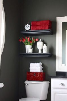 Want To Make The Perfect Impression With Bathroom Decor? Here's How!