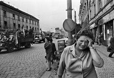 Revolución de Praga. Koudelka