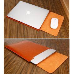 "Housse MacBook Pro 13"" cuir"