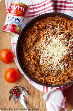 Bolognese, Coconut Flakes, Food Inspiration, Spices, Food And Drink, Pasta, Recipes, Foods, Drinks