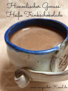 Kakao, sich selbst oder als Geschenk aus der Küche: Rezept für Trinkschokoladenpulver