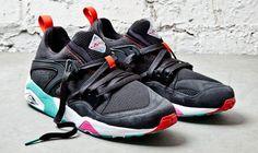 """Sneaker Freaker x PUMA Blaze Of Glory """"Black Beast"""""""