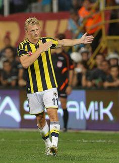 Fenerbahçe - Galatasaray | Dirk Kuyt