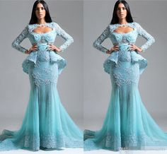 2016 Elegant Lace Beaded Mermaid Arabic Evening Dresses Crew Long Sleeves Tulle Evening Gowns Sexy Luxurious Prom Dresses Vintage Wedding Dresses Beach Wedding Gowns Lace Bridal Gowns Online with 149.0/Piece on Magicdress2011's Store | DHgate.com Formal Bridesmaids Gowns, Evening Dresses For Weddings, Mermaid Evening Dresses, Formal Evening Dresses, Evening Gowns, Wedding Gowns, Lace Wedding, Sequin Prom Dresses, Prom Party Dresses