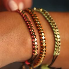 Shashi Bracelets Are Our Daily Obsession —Get 30% Off With Our Code!
