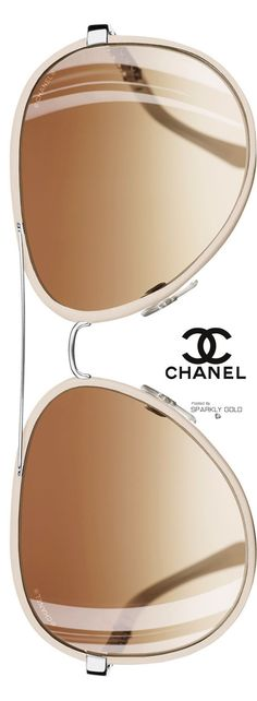 Chanel Chanel Style, Chanel Fashion, Girl Fashion, Sunnies Sunglasses, Mirrored Sunglasses, Tinted Mirror, Military Chic, Shady Lady, Hello Sunshine