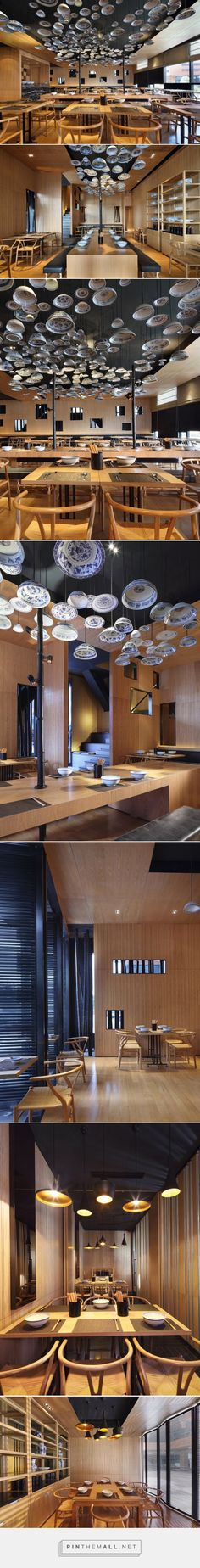 Taiwan Noodle House 2 by Golucci International Design, Nigbo, China — urdesignmag... - a grouped images picture - Pin Them All