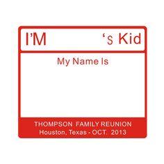 Name tags                                                                                                                                                      More