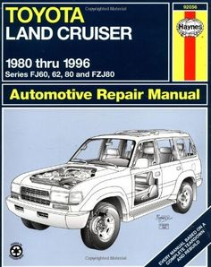 10 best haynes manuals images on pinterest repair manuals cars rh pinterest com 1980 Toyota Land Cruiser 1980 Toyota Land Cruiser
