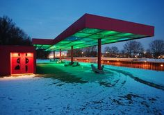 Led Clouds by Sophie Valla Architects | Inspiration Grid | Design Inspiration