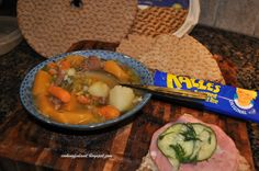 Cooking Finland: Lihakeitto--Finnish Beef Soup