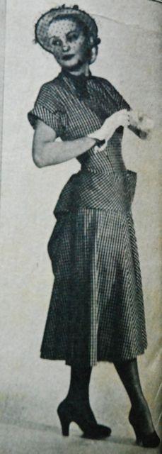 dress, Libelle 1948