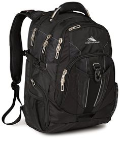High Sierra XBT TSA Laptop Backpack *** Additional details found at the image link  : Outdoor backpacks