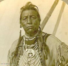One of the most photographed Blackfoot