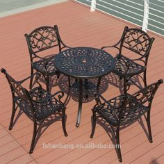 Heavy Duty Dining Table Chairs