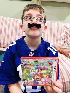MARIO PARTY STAR RUSH REVIEW: NINTENDO 3DS GAME FOR KIDS #3DSKIDFORADAY. Great game to keep the kids busy during travel, free time, and long car rides.
