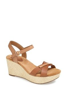 Clarks® 'Caslynn Regina' Sandal available at #Nordstrom