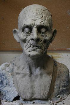 Bug-eyed Zombie - mask-buggy-zombie-03 - Gallery
