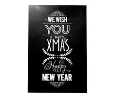 Carte de  voeux - Merry Christmas by @stickerzlab